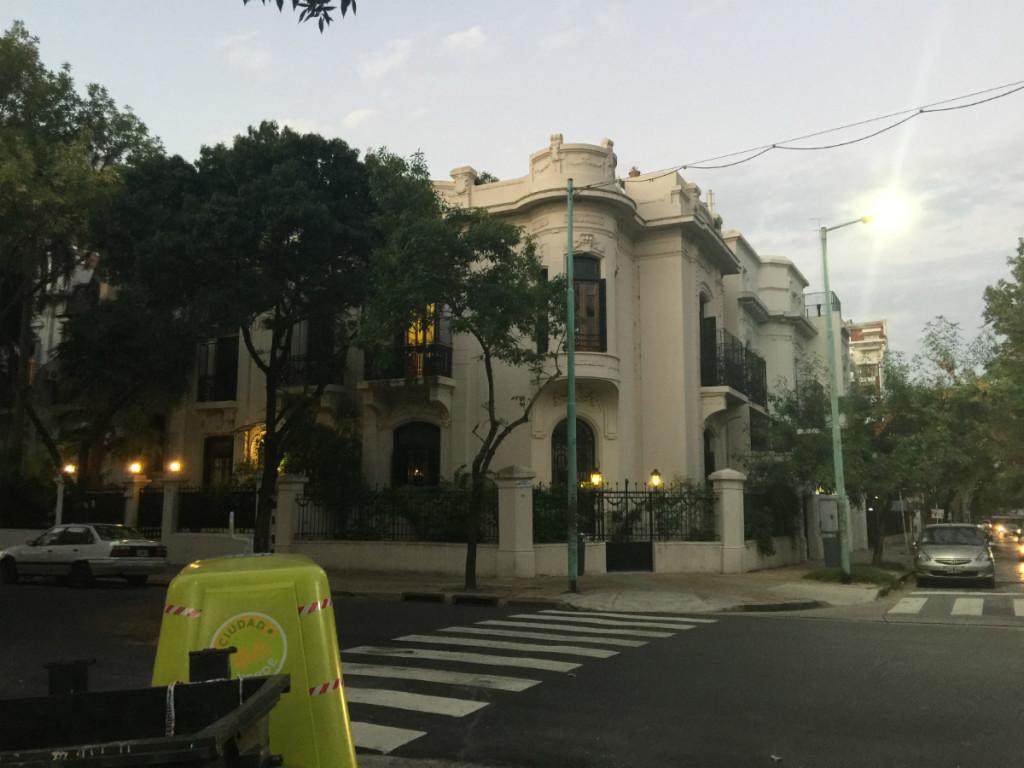 Belgrano Architecture