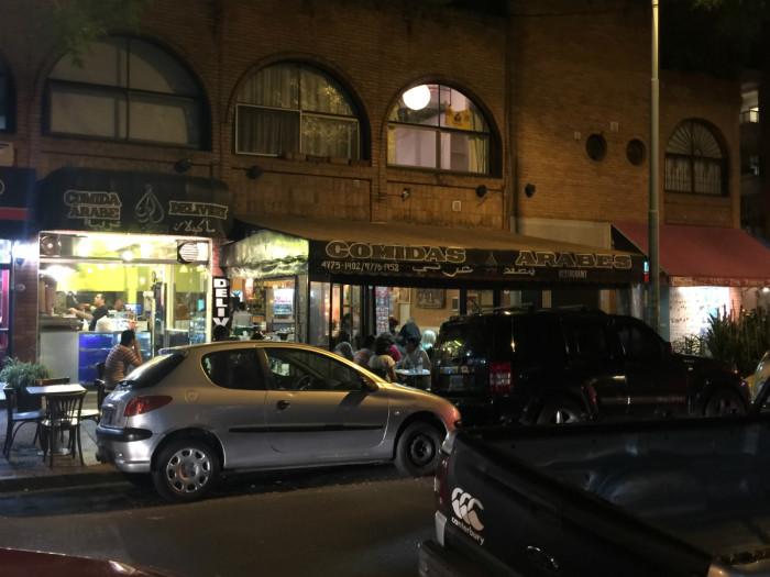 Comidas Arabas Buenos Aires