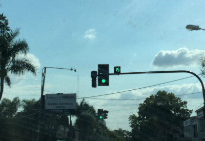 Stop Light Counter
